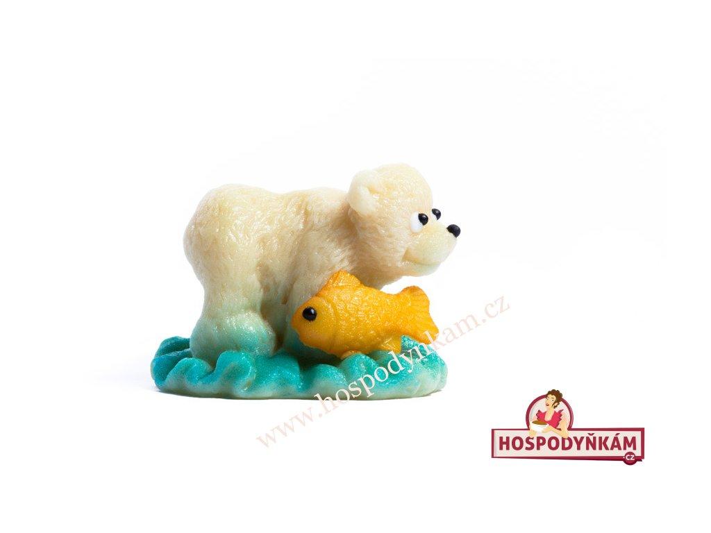 Marcipánová figurka Lední medvěd