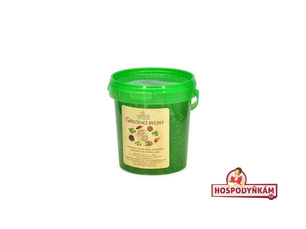 Velké balení koření Grilovací byliny 300g