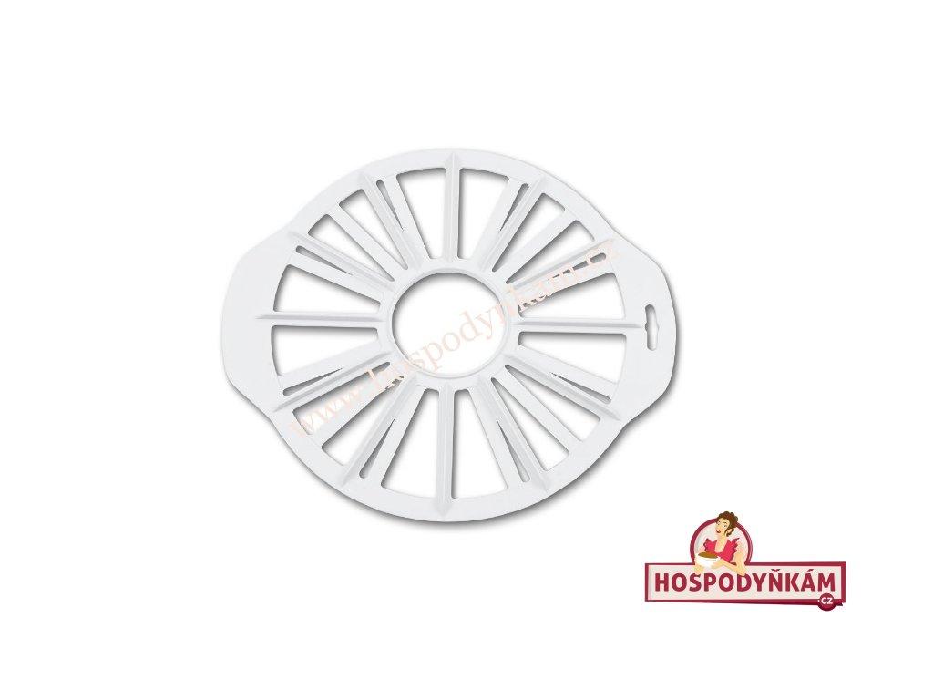 Naznačovač řezů na dortu kruh