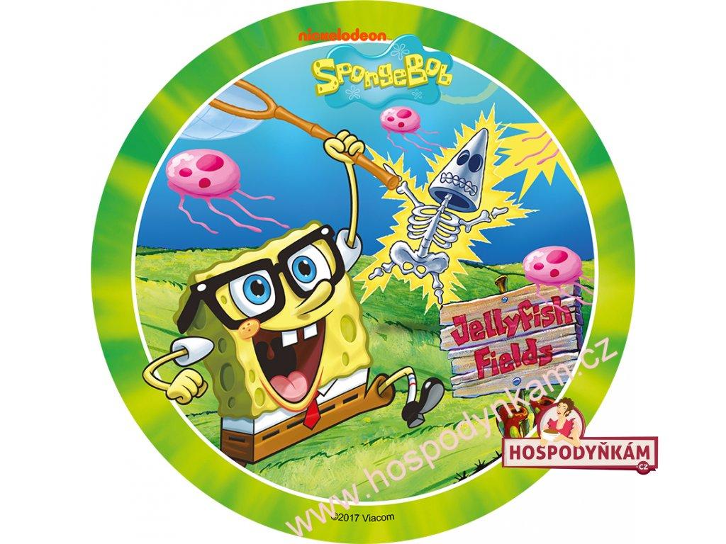 Jedlý papír SpongeBob III