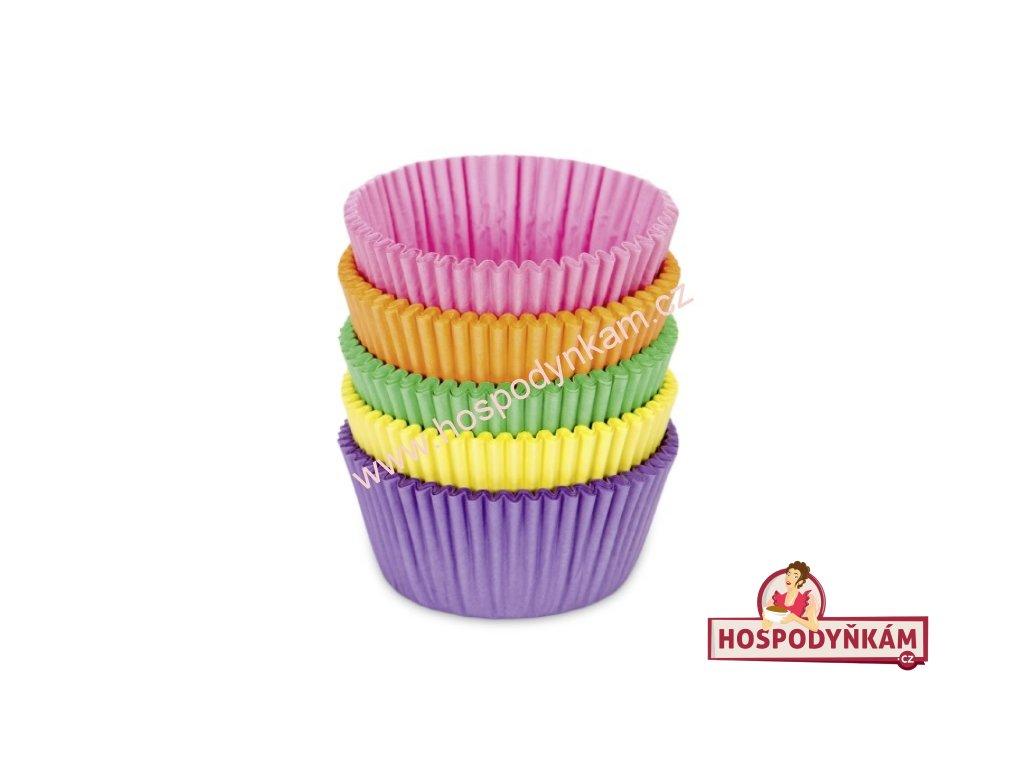 Cukrářské košíčky Städter barevné pevné