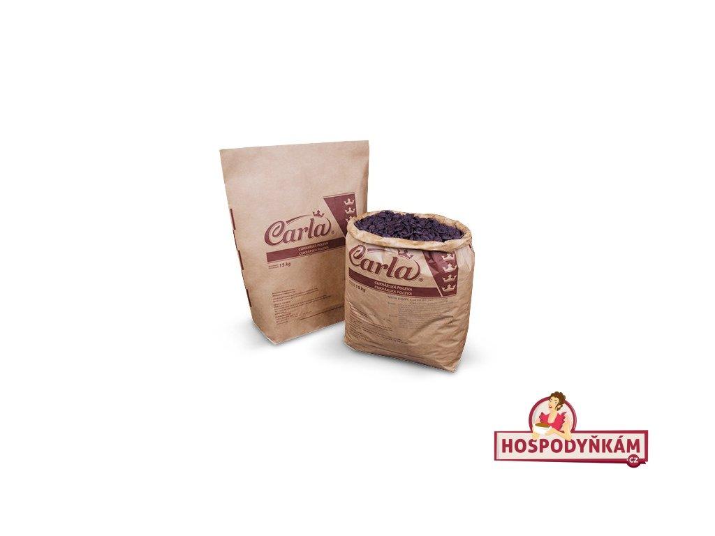 Balení čokoládová poleva mléčná 15kg