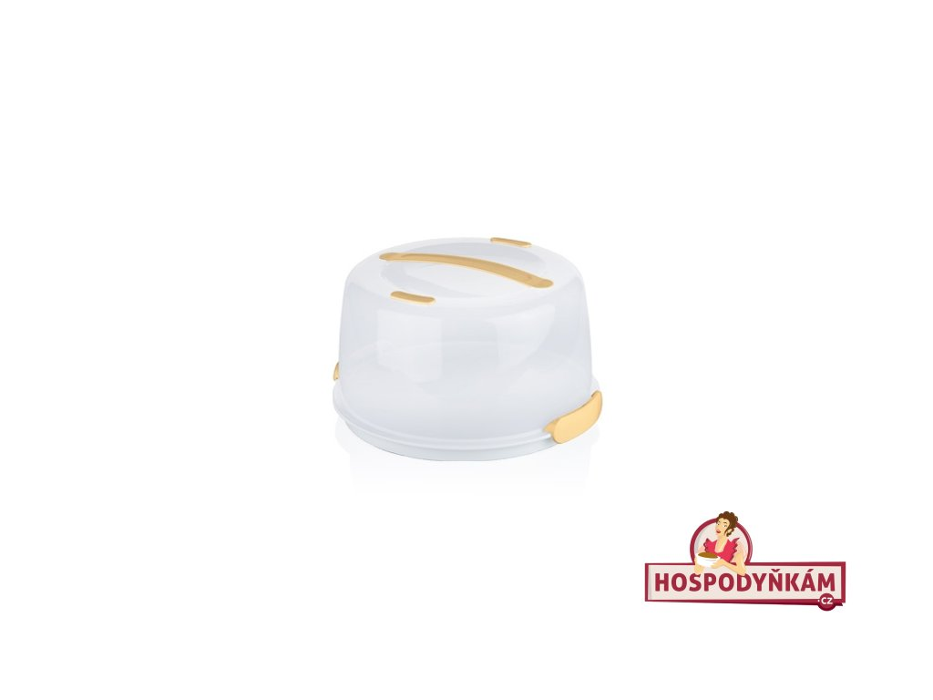 Podnos na dort s víkem Tescoma (chladící)