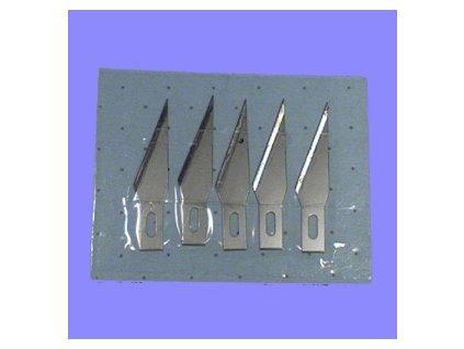 Náhradní planžety k nožíku PME 7 (skalpel)