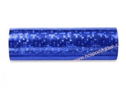 Serpentýna holografická modrá