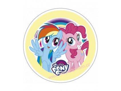 Jedlý papír My Little Pony 2