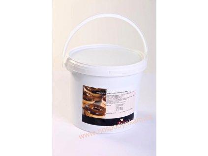 Souplesse Tmavá 3kg (elastická poleva)