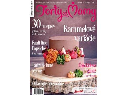 Časopis Torty od mamy 3/2019