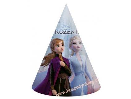 Papírové čepičky Frozen II