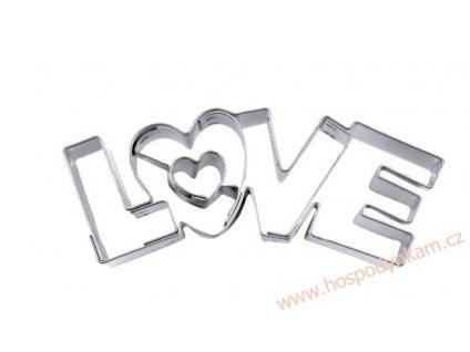 Vykrajovátko Love