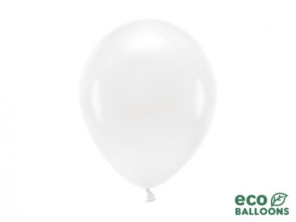 Balónky bílé