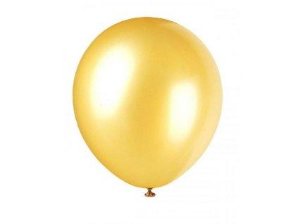 Balónky zlaté