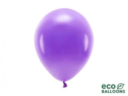 Balónky fialové 10ks