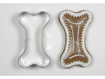 Nerezové vykrajovátko kost