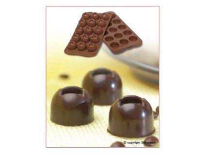 Silikonová forma na čokoládu Imperial