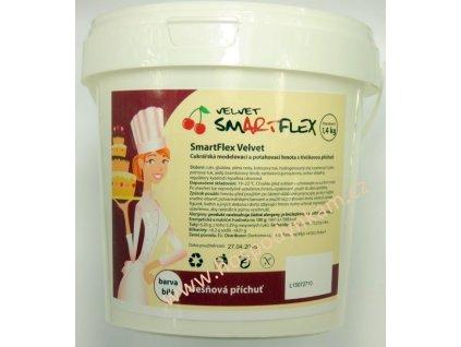 Smartflex Velvet 1,4kg - třešňový