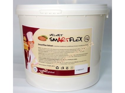 Smartflex Velvet 7kg - mandlový