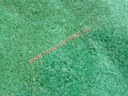 Strouhaný kokos zelený 50g