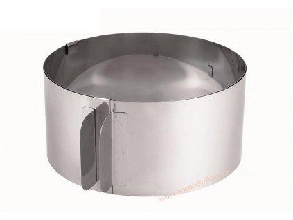 Dortový ráfek kruh 15-30cm