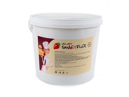 Smartflex Velvet 7kg - jahodový