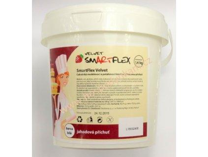 Smartflex Velvet 1,4kg - jahodový