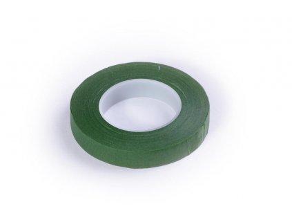 Floristická páska tmavě zelená