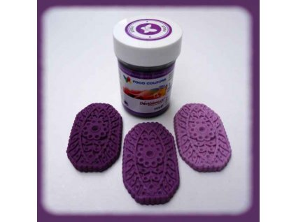 Gelová barva Food Colours, Violet