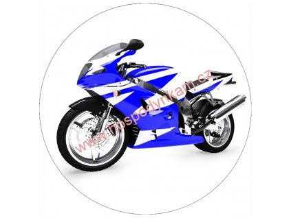 Jedlý papír motorka
