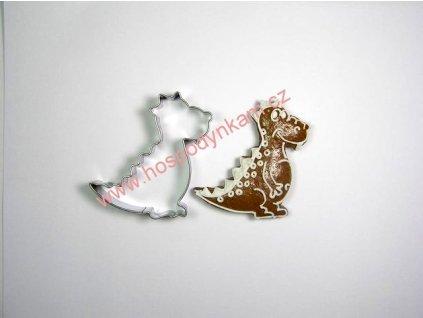 Nerezové vykrajovátko drak