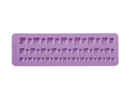 Silikonová forma Tescoma - bordura s drahokamy