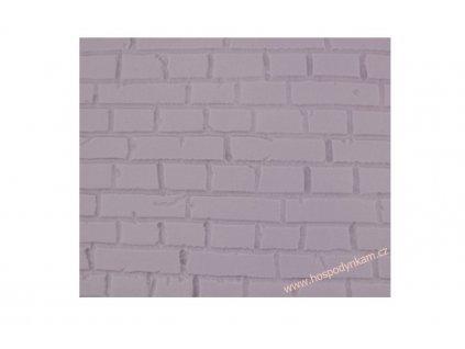 Otiskovací podložka Brick Design