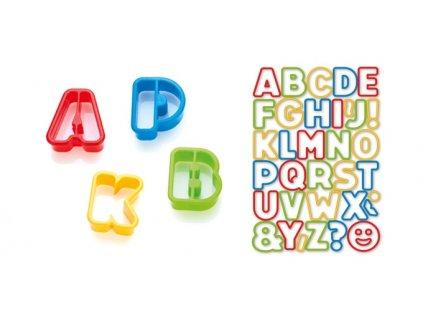 Vykrajovátka abeceda Tescoma
