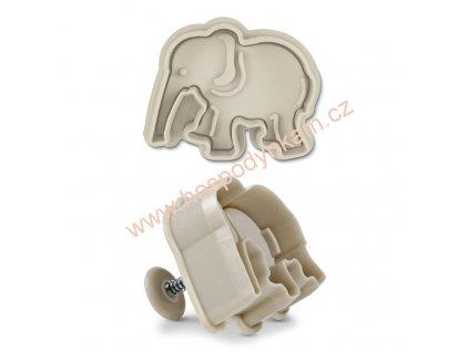 Pístový vypichovač slon