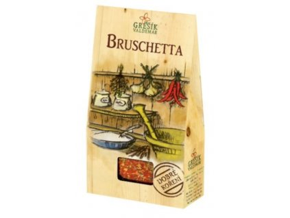 Koření Bruschetta 30g