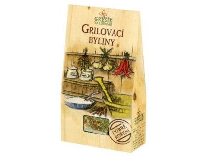 Koření Grilovací byliny 40g