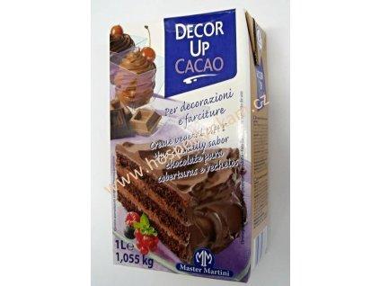 Decor Up Cacao, pařížská šlehačka 1l