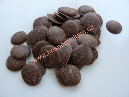 Pravá čokoláda Carla - mléčná 250g