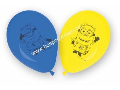 Balónky Mimoňové
