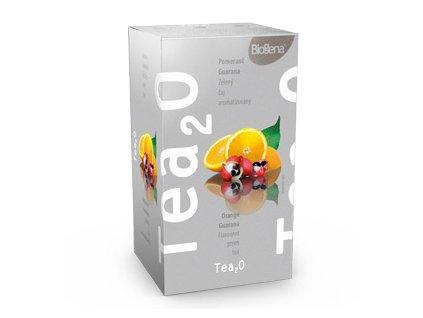 Ovocný čaj Biogena Tea2o - Pomeranč a Guarana