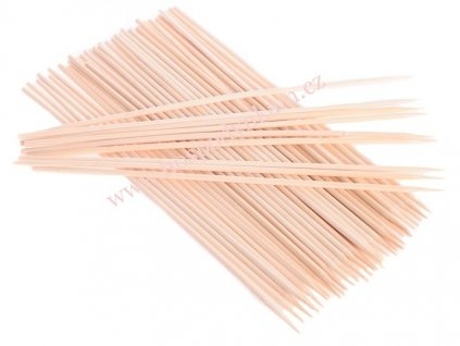 Bambusové špejle 50ks