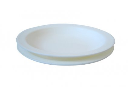 Talíř mělký plastový