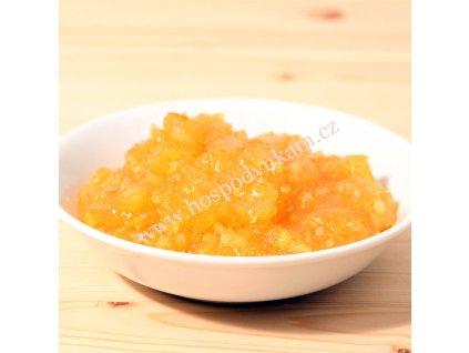 Pomeranč v gelu 500g