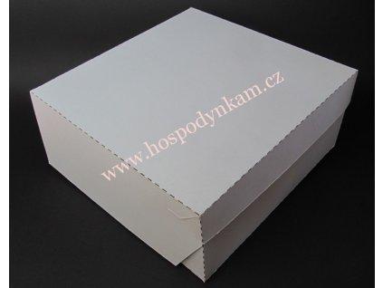 Dortová krabice pevná