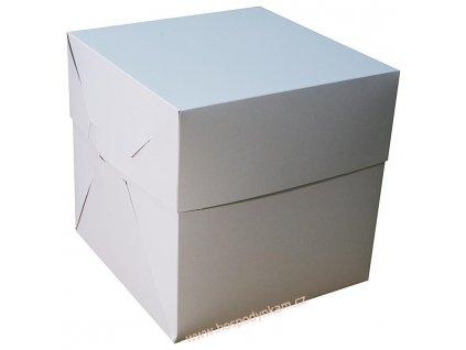 Dortová krabice na patrové dorty