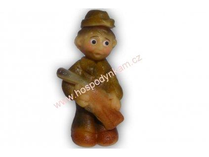 Marcipánová figurka Myslivec