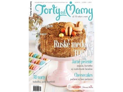 Časopis Torty od mamy 1.2020