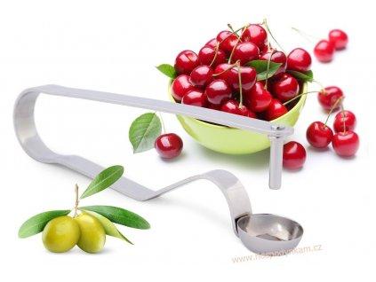 Vypeckovávač třešní a oliv