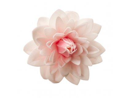 Jedlý papír 3D Jiřina (květ)