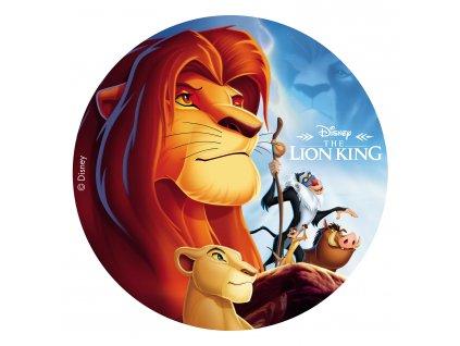 Jedlý papír deKora, Lví král