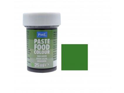 Gelová barva PME Sage Green